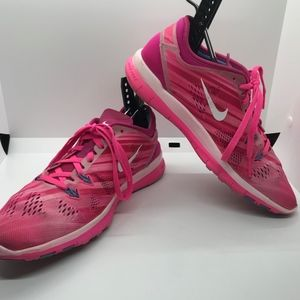 Nike Shoes - Nike Free TR Fit 5 Pink womens running sneaker